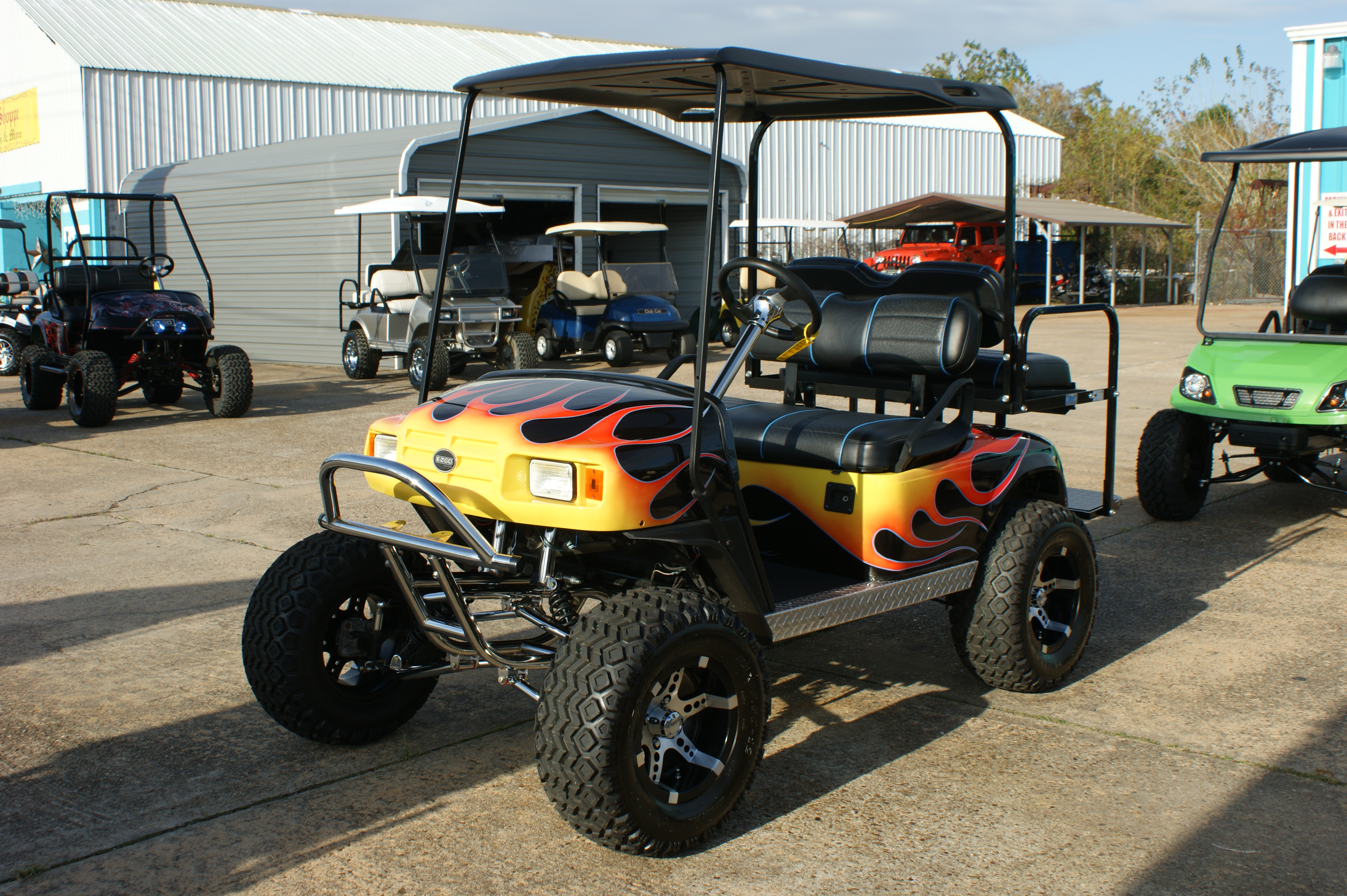 Golf Carts 063