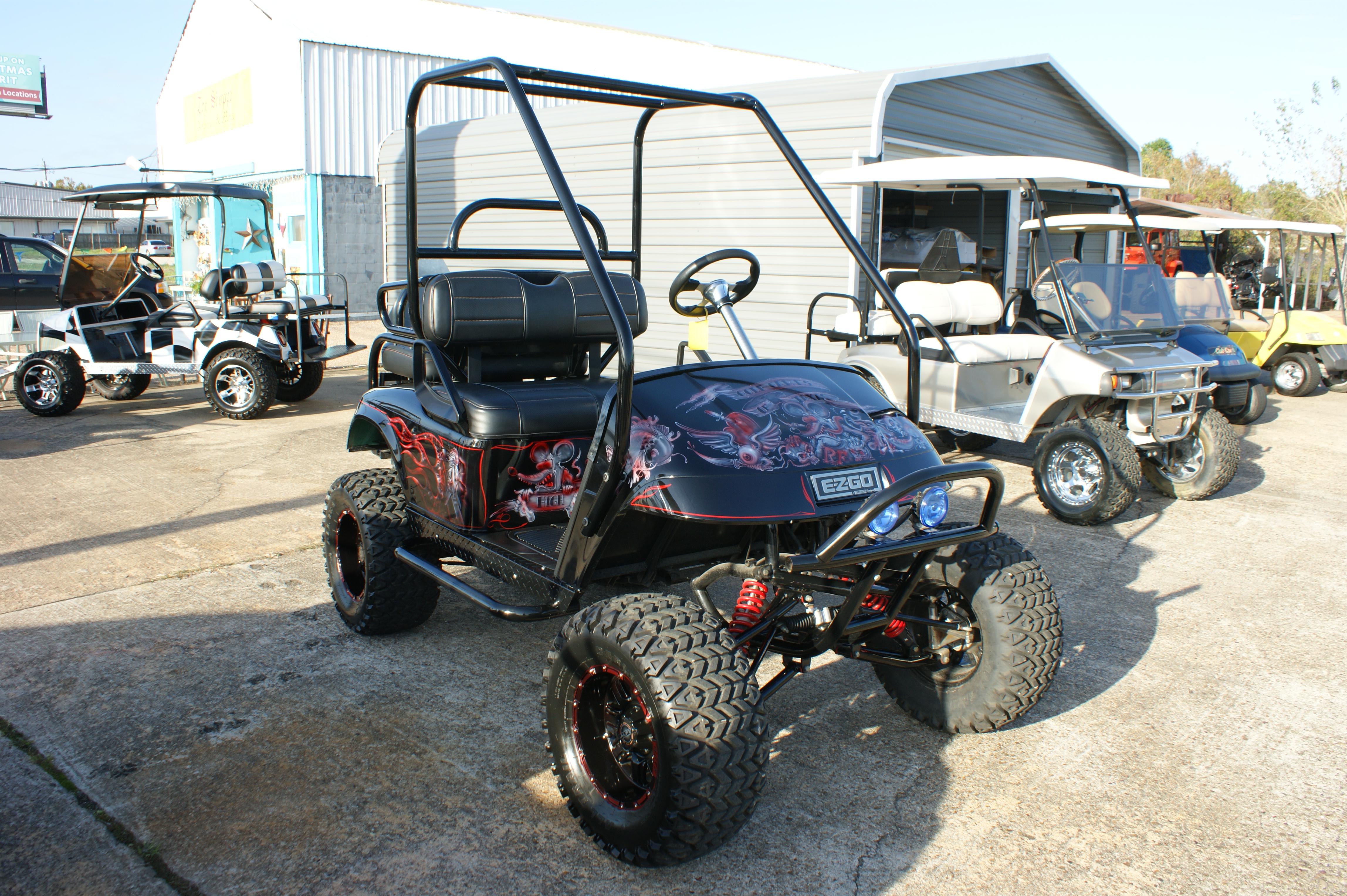 Golf Carts 094