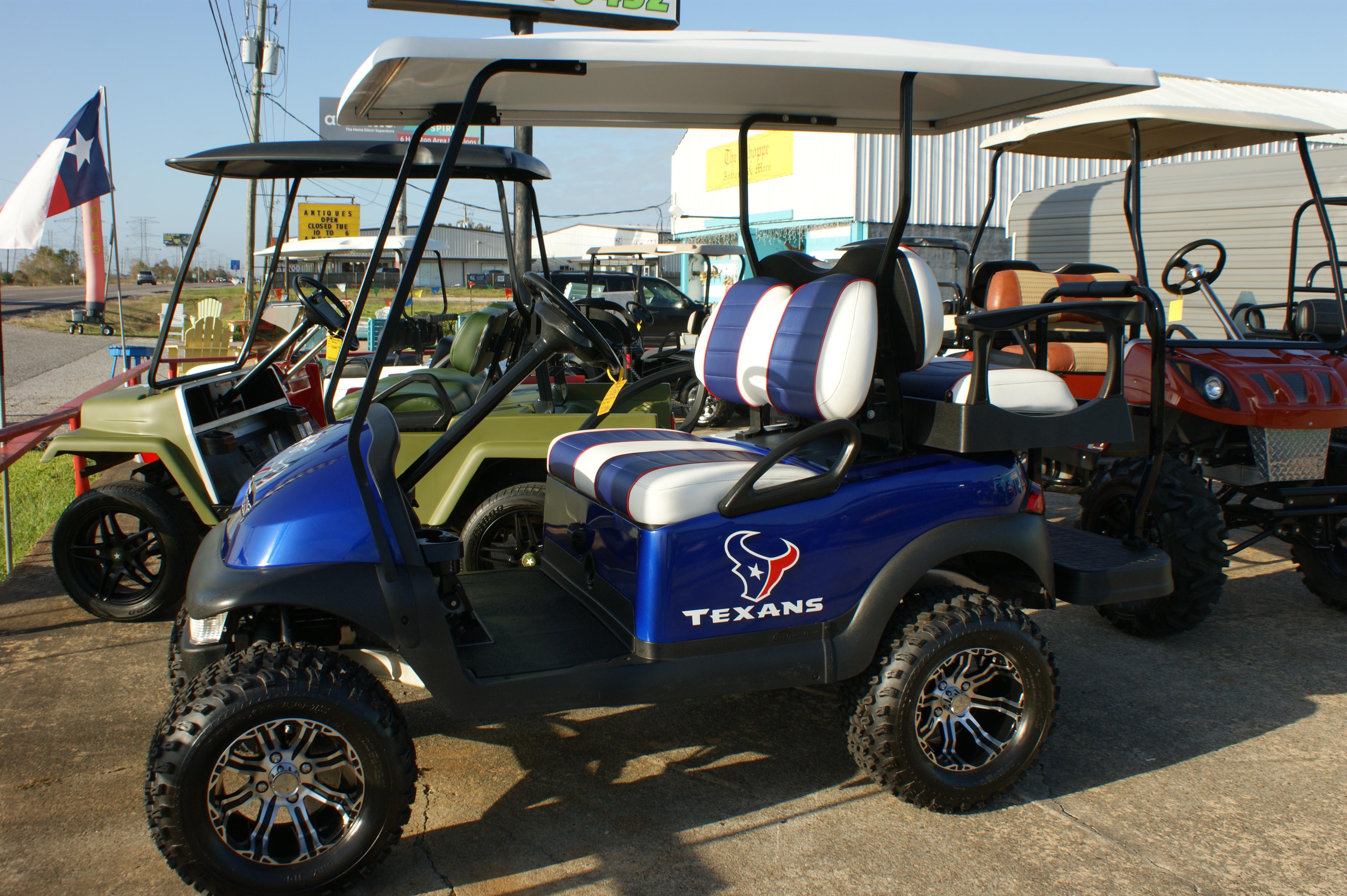 Golf Carts 097