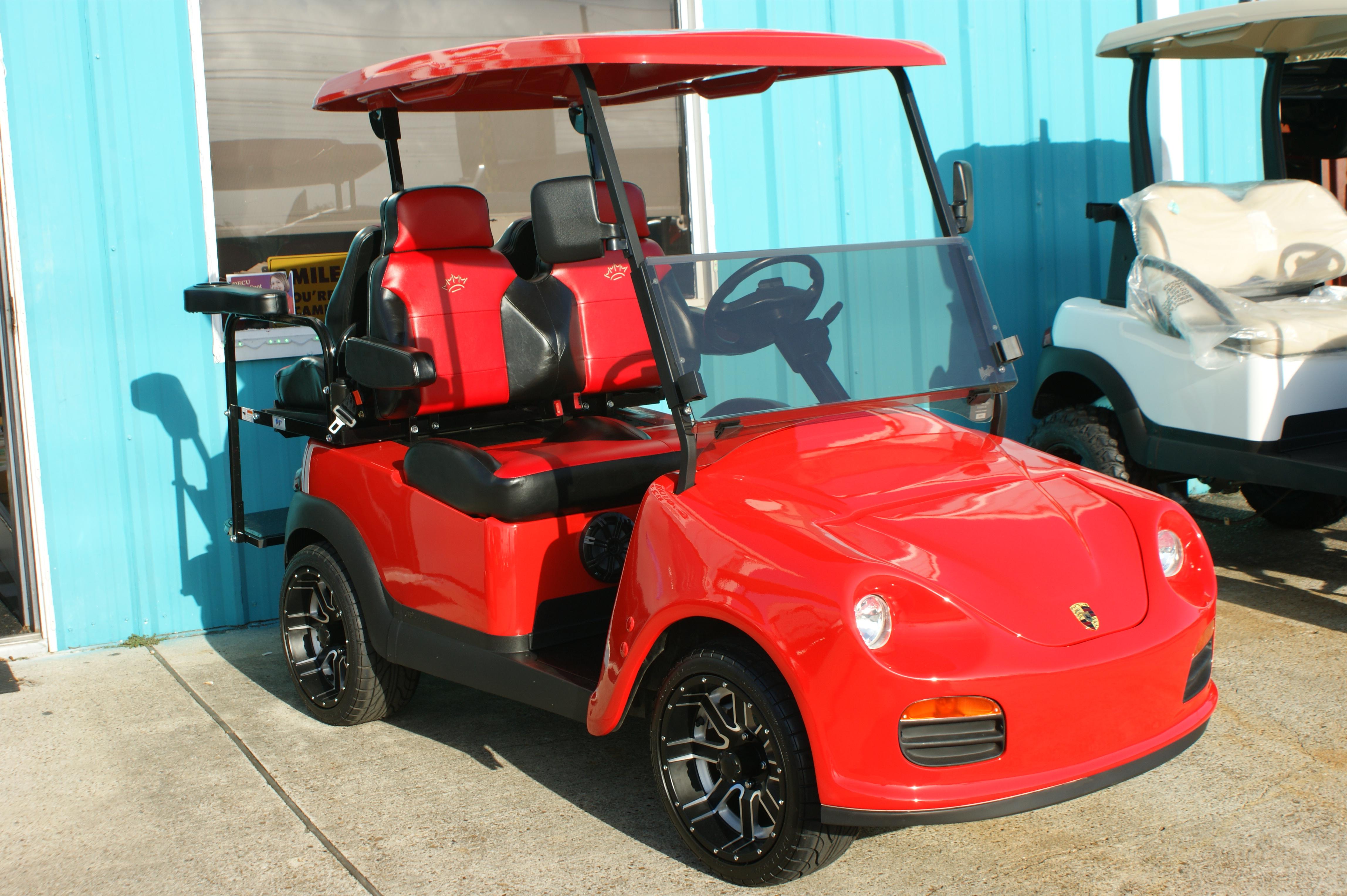Golf Carts 100