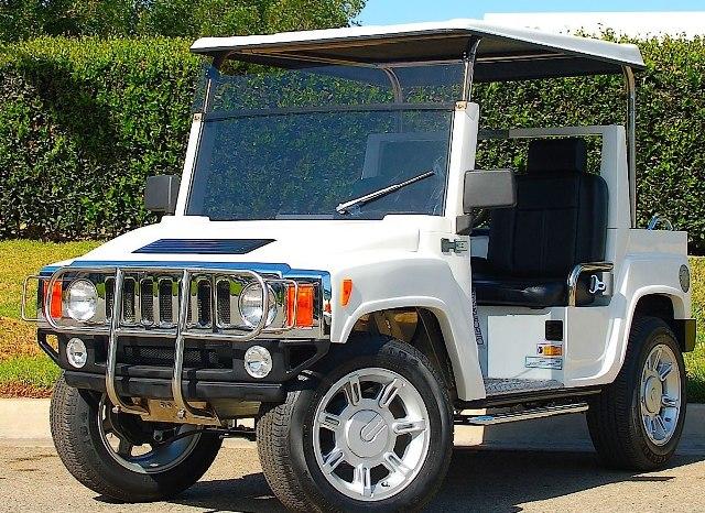 Escalade Golf Cart >> Custom Golf Carts   Golf Carts of Texas